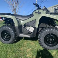 2020 Can-Am Outlander 450-Tundra Green