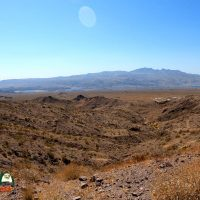 Lake Mohave Overlook 4 Wheeler Trail