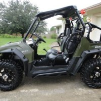 2008 Polaris Ranger Side by Side