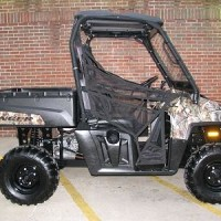 2012 Polaris Ranger 800 XP Browning Edition Side by Side
