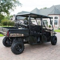 2012 Polaris Ranger Side by Side